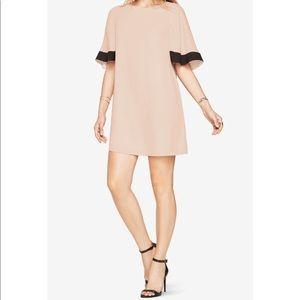 Philippa bare-pink Dress
